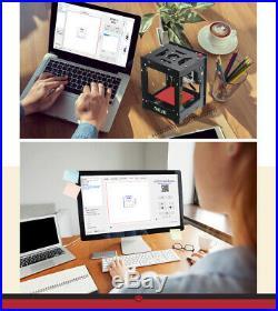 1500mw Laser, Engraving Machine USB DIY Carving Wood Metal Engraver Printer W4D1