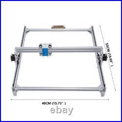 2500MW CNC Laser Engraving Cutting Wood Carving Machine Kit Desktop Printer DIY