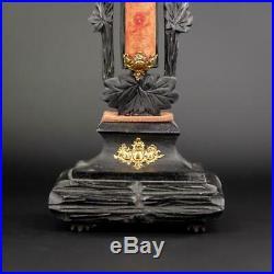 Altar Crucifix Standing Cross Wood Carving Wooden Jesus Christ 18