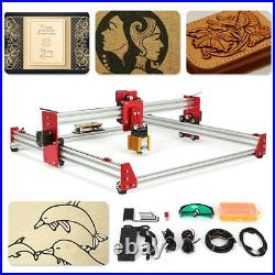 BEST DIY Wood Carving Engraving Machine 5500mw CNC Laser Engraving Machine