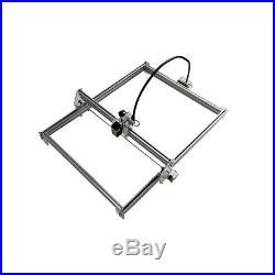 CNC 100100 Laser Engraver kit &15W Laser Module Head Wood Carving Milling Frame