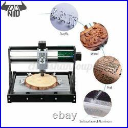 CNC 3018 PRO DIY Wood Engraving Machine Full Set Cutter Min Carving Machine 24V