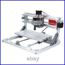 CNC3018 Mini DIY Desktop Router Engraving Carving Machine 3Axis GRBL Control