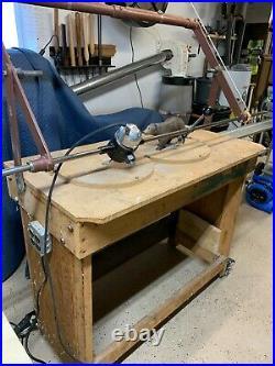 Carving duplicator, wood, large capacity