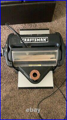 Craftsman / COMPUCARVE WOOD & PLASTIC CARVING CNC MACHINE with stand