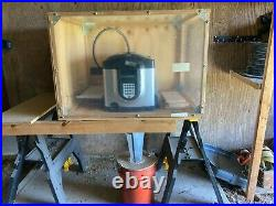 Craftsman CompuCarve WOOD & PLASTIC CARVING CNC MACHINE FREE SHIPPING