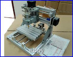 DIY Mini 3-Axis CNC Router Engraver Carving Machine for PCB PVC Milling Wood Y