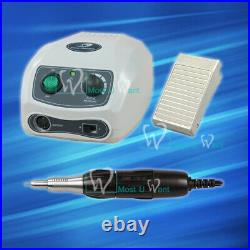 Dental Electric Nail Polish Drill Motor Handpiece Manicure Wood Carving 35krpm