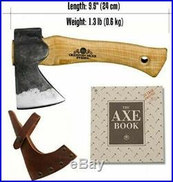 Gransfors Bruks Hand Hatchet Best Wood Carving Axe Spoon Bowl Kuksa Bushcraft