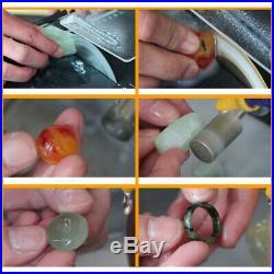 Jade Wood Carving Polishing Machine Gem Engraving Grinding Cutting Drilling