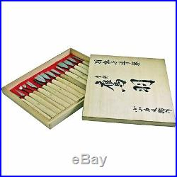 Japanese Sculpture Props Tool For Wood carving craftsman Set of 15
