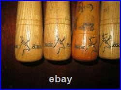 Lot Of 9 Vintage Buck Bros Brothers Wood Carving Chisels Woodcarving Tools
