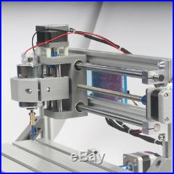 MINI CNC 3018 3 Axis Engraver Machine For PCB Wood Carving DIY Milling Machine