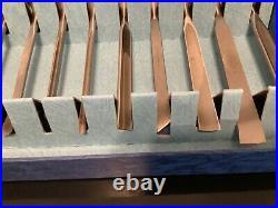 Marples M60 Set 12 Wood Carving Tools Steel Vintage Sheffield England