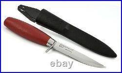 Mora of Sweden Classic Craftsmen 611 Carbon Steel Knife Wood Carving Morakniv