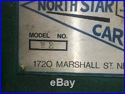 Northstar Wood Duplicator, Carving Machine