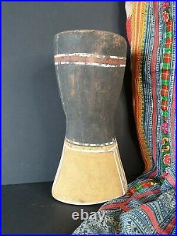 Old Australian Aboriginal Mokoy Carving beautiful collection piece
