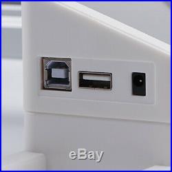 USB 3W Desktop Laser Engraver 3000mW Wood Engraving Carving Machine 155x175mm