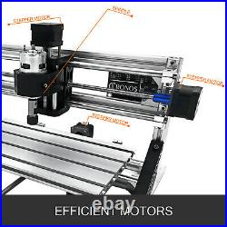 VEVOR CNC 3018 Router Engraver 3 Axis Router Kit Wood Carving Engraving Mill PCB