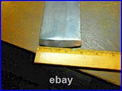Vintage I K Penfield & Son 3 Socket Slick Chisel old wood carving tool