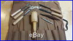 Wood Carving Chisel Set by Sculpture House