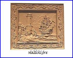 Wood carving Still Life-3 Wall Plaque/Picture