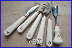 Wood carving-spoon carving tools-hook-crook tools-HANDMADE-Gilles-Lithuania