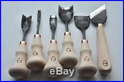 Wood carving tools spoon carving tools Gilles HANDMADE Lithuania